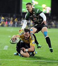 Napier-Super Rugby, Hurricanes v Bulls, April 5