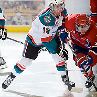 010412 Spokane Chiefs at Kelowna Rockets