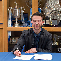 St Johnstone Chris Millar New Contract