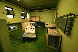UK ENGLAND LONDON 3MAR09 - Boxes and cases used for transporting live animals at the Heathrow Animal Reception Centre, run by the City of London Corporation. The Heathrow Animal Reception Centre - formerly known as the Animal Quarantine Station - is part of the Veterinary Sector of the City of London Environmental Services Directorate and has over the past 25 years established itself as a world leader in the care of animals during transport...jre/Photo by Jiri Rezac..© Jiri Rezac 2009