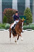 Laura Bechtolsheimer - Mistral Hojris<br /> World Equestrian Festival CHIO Aachen 2011<br /> © DigiShots