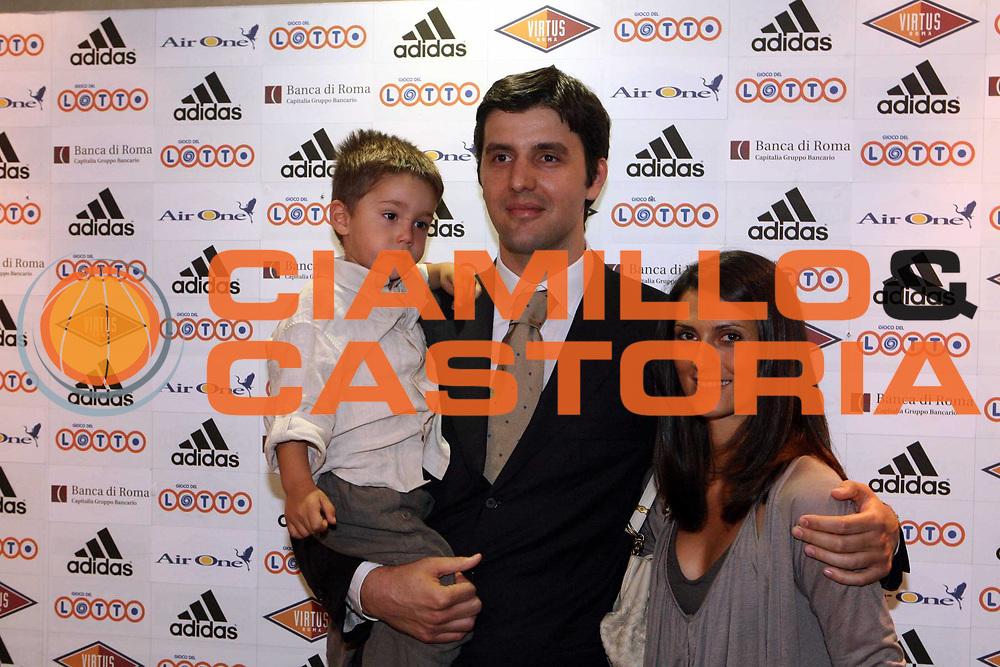 DESCRIZIONE : Roma Campionato Lega A1 2006-07 Conferenza Stampa Dejan Bodiroga<br />GIOCATORE : Dejan Bodiroga Ivana Medic<br />SQUADRA : Lottomatica Virtus Roma<br />EVENTO : Campionato Lega A1 2006-07 Conferenza Stampa Dejan Bodiroga<br />GARA : <br />DATA : 11/06/2007 <br />CATEGORIA : Ritratto<br />SPORT : Pallacanestro <br />AUTORE : Agenzia Ciamillo-Castoria/G.Ciamillo<br />Galleria : Lega Basket A1 2006-2007<br />Fotonotizia : Roma Campionato Lega A1 2006-07 Conferenza Stampa Dejan Bodiroga<br />Predefinita :