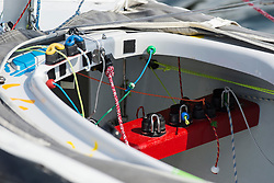 Behind the scenes, Les Coulisses, Voile, Sailing at Rio 2016 Paralympic Games, Brazil