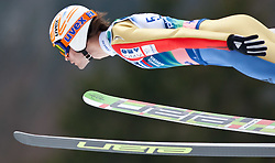 21.03.2010, Planica, Kranjska Gora, SLO, FIS SKI Flying World Championships 2010, Flying Hill Team, im Bild HRGOTA Robert, ( SLO ), EXPA Pictures © 2010, PhotoCredit: EXPA/ J. Groder / SPORTIDA PHOTO AGENCY