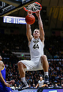 NCAA Basketball - Purdue Boilermakers vs McNeese State Cowboys - West Lafayette, In