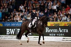 Lang-Nobbe, Jenny (GER) Loverboy<br /> Stuttgart - German Masters 2016<br /> © www.sportfotos-lafrentz.de