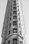 Flat Iron building. NYC 2012