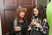 LISA APPIGNANESI;  DEVORAH BAUM, The Love-charm of Bombs. Restless Lives in the Second World War. By Lara Feigel - book launch party. Bloomsbury Publishing, 50 Bedford Square, London, WC1, 17 JANUARY 2012.