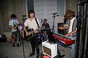 Visa Swap launch party. No1 The Piazza. Covent Garden. London. 16 July 2008.  *** Local Caption *** -DO NOT ARCHIVE-© Copyright Photograph by Dafydd Jones. 248 Clapham Rd. London SW9 0PZ. Tel 0207 820 0771. www.dafjones.com.