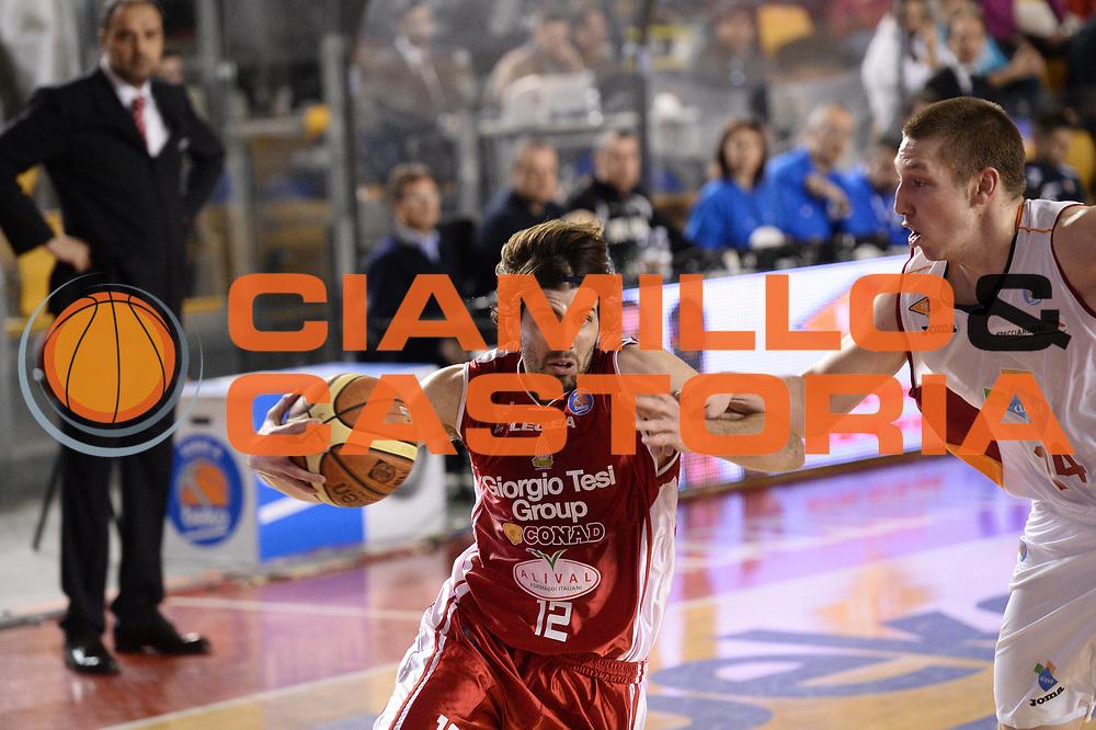 DESCRIZIONE : Roma Lega A 2014-15 Acea Virtus Roma Giorgio Tesi group Pistoia<br /> GIOCATORE : ariel filloy<br /> CATEGORIA : palleggio penetrazione<br /> SQUADRA : Acea Virtus Roma Giorgio Tesi group Pistoia<br /> EVENTO : Campionato Lega Serie A 2014-2015<br /> GARA : Acea Virtus Roma Giorgio Tesi group Pistoia<br /> DATA : 22.03.2014<br /> SPORT : Pallacanestro <br /> AUTORE : Agenzia Ciamillo-Castoria/M.Greco<br /> Galleria : Lega Basket A 2014-2015 <br /> Fotonotizia : Roma Lega A 2014-15 Acea Virtus Roma Giorgio Tesi group Pistoia