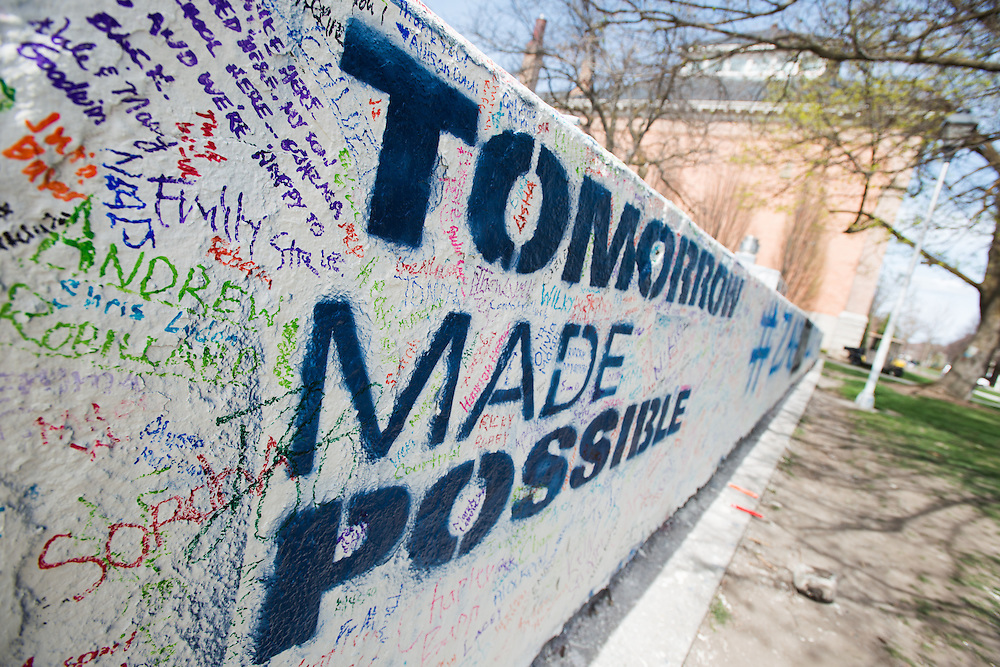 Tomorrow Made Possible 2014. (Photo by Gonzaga University)