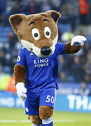 February 23, 2019 - Leicester, England, United Kingdom - Filbert the Fox Mescot.during English Premier League between Leicester City and Crystal Palace at King Power stadium , Leicester, England on 23 Feb 2019. (Credit Image: © Action Foto Sport/NurPhoto via ZUMA Press)
