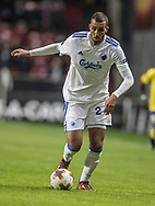 FOOTBALL: Youssef Toutouh (FC København) during the UEFA Europa League Group F match between FC København and FC Zlin at Parken Stadium, Copenhagen, Denmark on November 2, 2017. Photo: Claus Birch