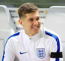 Englands John Stones - Mandatory by-line: Matt McNulty/JMP - 26/03/2016 - FOOTBALL - Olympiastadion - Berlin, Germany - Germany v England - International Friendly