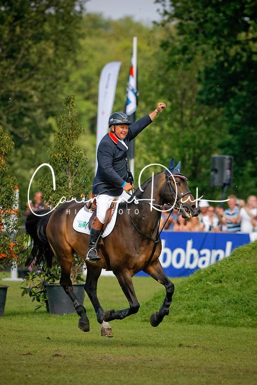 Billington Geoff (GBR) - Rosinus<br /> Winner VDL Groep Derby<br /> CSI Eindhoven 2009<br /> Photo © Dirk Caremans