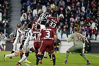 Juventus-Torino - Quarti di finale Tim Cup - Nella foto: Daniele Rugani