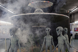 UFO Museum in Roswell, New Mexico