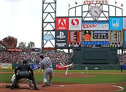 Tim Lincecum no-hits the Padres, 2014