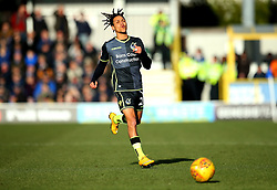 Kyle Bennett of Bristol Rovers cuts a frustrated figure - Mandatory by-line: Robbie Stephenson/JMP - 17/02/2018 - FOOTBALL - Cherry Red Records Stadium - Kingston upon Thames, England - AFC Wimbledon v Bristol Rovers - Sky Bet League One