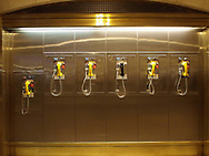 Pay phones at Grand Central Terminal
