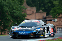 Alasdair McCaig (GBR) / Rob Bell (GBR)  #79 Black Bull Ecurie Ecosse  McLaren 650S GT3  McLaren 3.8L Turbo V8 British GT Championship at Oulton Park, Little Budworth, Cheshire, United Kingdom. May 28 2016. World Copyright Peter Taylor/PSP.