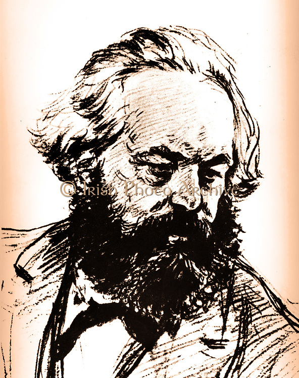 Karl Marx (1818-1883) Father of modern Communism. German political, social and economic theorist
