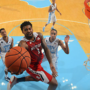 UNC Basketball vs. NC State on February 24th, 2015 at the Dean E. Smith Center in Chapel Hill, N.C.