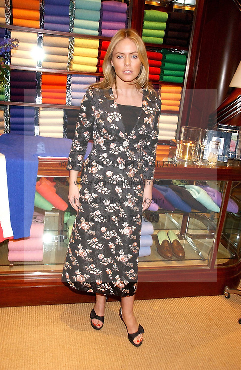 Actress PATSY KENSIT at a party at Ralph Lauren, Bond Street, London in support of the NSPCC's Full Stop campaign on 21st March 2006.<br /><br />NON EXCLUSIVE - WORLD RIGHTS