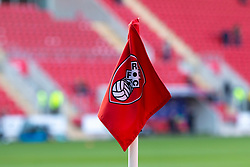 A general view of the Aesseal New York Stadium - Mandatory by-line: Ryan Crockett/JMP - 16/05/2018 - FOOTBALL - Aesseal New York Stadium - Rotherham, England - Rotherham United v Scunthorpe United - Sky Bet League One Play-Off Semi Final
