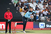 Joe Denly during the One Day International match between South Africa and England at PPC Newlands, Capetown, South Africa on 4 February 2020.