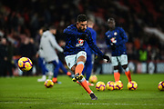 Chelsea Defender, Emerson (33) during the Premier League match between Bournemouth and Chelsea at the Vitality Stadium, Bournemouth, England on 30 January 2019.