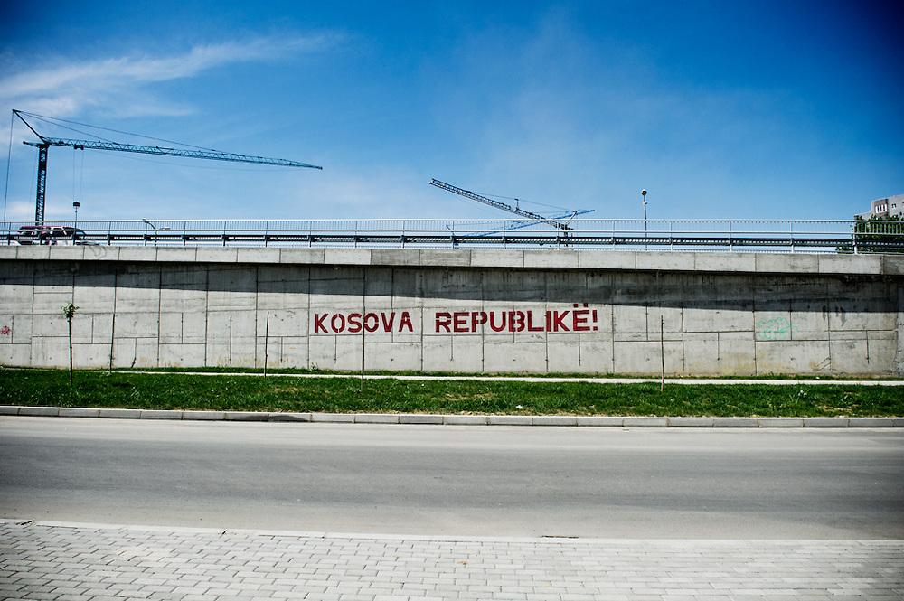 Pristina, Repubblica del Kosovo, 2012