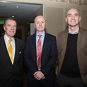 10.10. 2017.          <br /> Pictured at the Limerick Going for Gold 2017 finals in the Strand Hotel were Councillors, Ger Mitchell, Seamus Browne and Daniel Butler.<br /> <br /> <br /> Limerick Going for Gold, which is sponsored by the JP McManus Charitable Foundation, has a total prize pool of over €75,000.  It is organised by Limerick City and County Council and supported by Limerick's Live 95FM, The Limerick Leader and The Limerick Chronicle, The Limerick Post, Parkway Shopping Centre, I Love Limerick and Southern Marketing Media & Design. Picture: Alan Place