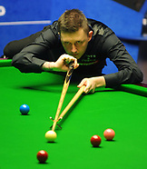 2018 Betfred Snooker World Championships - Day 15 - 05 May 2018