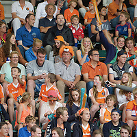 DEN HAAG - Rabobank Hockey World Cup<br /> 30 New Zealand - Netherlands<br /> Foto: Fans<br /> COPYRIGHT FRANK UIJLENBROEK FFU PRESS AGENCY