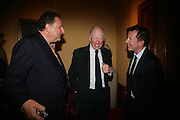 Jean Pigozzi Lord Rothschild and Nat Rothschild, Party for Jean Pigozzi hosted by Ivor Braka to thank him for the loan exhibition 'Popular Painting' from Kinshasa'  at Tate Modern. Cadogan sq. London. 29 May 2007.  -DO NOT ARCHIVE-© Copyright Photograph by Dafydd Jones. 248 Clapham Rd. London SW9 0PZ. Tel 0207 820 0771. www.dafjones.com.