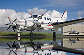 CCAS10 Beechcraft King Air E90 N443CL