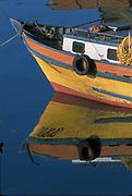 Fish Boat<br />Chiloe Island<br />CHILE  South America