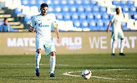 Fotball , 1. februar 2017 , Privatkamp<br /> Odd - Zenit 1-1<br /> Javi Garcia , Zenit