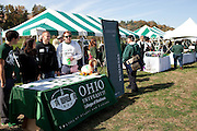 The College of Business hosted a tailgating party during homecoming weekend on Saturday, October 13, 2012..Photo by Chris Franz
