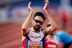 07-07-2016 NED: European Athletics Championships day 2, Amsterdam<br /> Martyn Rooney GBR