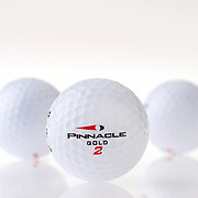 Golf balls made by Pro tapping inc.