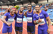 Sep 8, 2018-Track and Field-IAAF Continental Cup