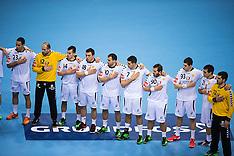 20160120 Rusland-Montenegro EHF EURO 2016 Mens Handball - Poland