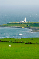 Pladda Lighthouse Isle of Arran Scotland