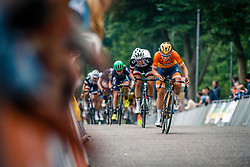 Amy Pieters of Boels Dolmans Cycling Team during 2017 National Road Race Championships Netherlands for Women Elite, Montferland, The Netherlands, 24 June 2017. Photo by Pim Nijland / PelotonPhotos.com | All photos usage must carry mandatory copyright credit (Peloton Photos | Pim Nijland)