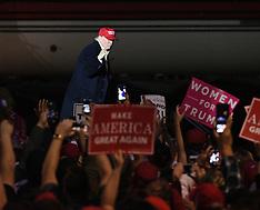 Donald Trump Campaign Rally at Atlantic Aviation (November 6, 2016)