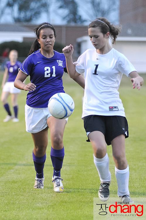 Alabama HS Sports Girls Soccer Robertsdale 1 v Daphne 6, Robertsdale, Alabama, March 4, 2011, Photo 38