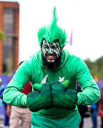 Pakistan fans ahead of their sides Cricket World Cup fixture against India at Old Trafford - Mandatory by-line: Robbie Stephenson/JMP - 16/06/2019 - CRICKET- Old Trafford - Manchester, England - India v Pakistan - ICC Cricket World Cup 2019 group stage