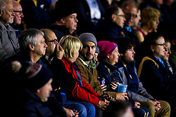 Worcester Cavaliers fans - Mandatory by-line: Robbie Stephenson/JMP - 25/11/2019 - RUGBY - Sixways Stadium - Worcester, England - Worcester Cavaliers v Sale Jets - Premiership Rugby Shield